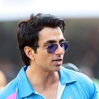 Sonu Sood - CCL 5 Mumbai Heroes Vs Veer Marathi Match Stills
