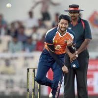 Ritesh - CCL 5 Mumbai Heroes Vs Veer Marathi Match Stills