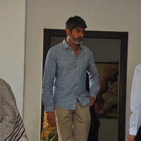 Jagapathi Babu - Celebs Pays Condolences to VB Rajendra Prasad Photos | Picture 933812