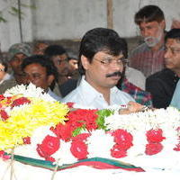 Boyapati Srinu - Celebs Pays Condolences to VB Rajendra Prasad Photos