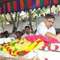 Allu Aravind - Celebs Pays Condolences to VB Rajendra Prasad Photos   Picture 933951