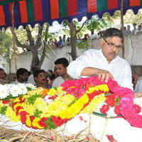 Allu Aravind - Celebs Pays Condolences to VB Rajendra Prasad Photos