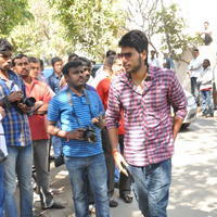 Sundeep Kishan - Celebs Pays Condolences to VB Rajendra Prasad Photos