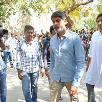 Jagapathi Babu - Celebs Pays Condolences to VB Rajendra Prasad Photos | Picture 934414