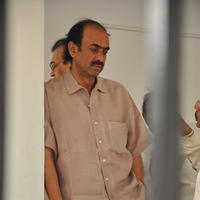 Suresh Babu - Celebs Pays Condolences to VB Rajendra Prasad Photos   Picture 934416