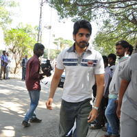 Sushanth - Celebs Pays Condolences to VB Rajendra Prasad Photos