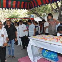Celebs Pays Condolences to VB Rajendra Prasad Photos