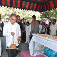 Celebs Pays Condolences to VB Rajendra Prasad Photos
