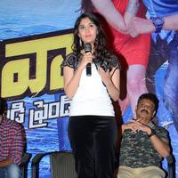 Surbhi Puranik - Beeruva Movie Press Meet Stills