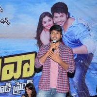 Sundeep Kishan - Beeruva Movie Press Meet Stills | Picture 937100