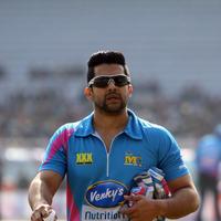 Aftab Shivdasani - CCL 5 Mumbai Heroes Vs Kerala Strikers Match Photos