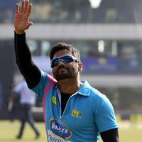 Sunil Shetty - CCL 5 Mumbai Heroes Vs Kerala Strikers Match Photos