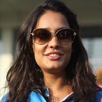 Lisa Haydon - CCL 5 Mumbai Heroes Vs Kerala Strikers Match Photos | Picture 937702