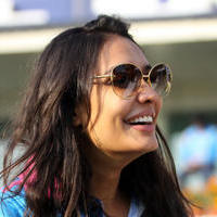 Lisa Haydon - CCL 5 Mumbai Heroes Vs Kerala Strikers Match Photos | Picture 937703