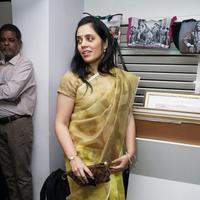 Kavitha Launches Kalakriti Art Gallery Book Photos
