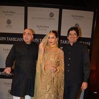 Lisa Haydon walks for Tarun Tahiliani Azva show in Hyderabad