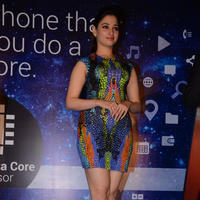Tamanna at The Launch of Celkon Mobile Octa 510 Photos | Picture 937020