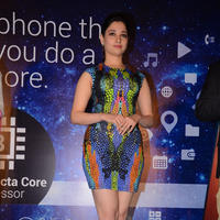 Tamanna at The Launch of Celkon Mobile Octa 510 Photos | Picture 937022