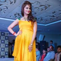 Aswini - Tollywood Fashion Dreamz Fashion Show Stills