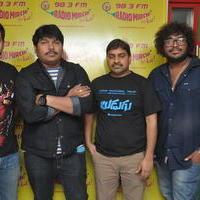 Budugu Movie Team at Radio Mirchi Photos   Picture 940031
