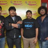 Budugu Movie Team at Radio Mirchi Photos   Picture 940032