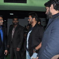 Venkatesh, Rana and Sumanth launches Steel Gym at Jubilee Hills