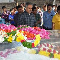 KL Damodar Prasad - Celebs Pays Condolences to MS Narayana Photos