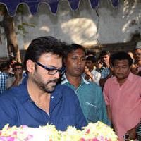Venkatesh - Celebs Pays Condolences to MS Narayana Photos   Picture 942933