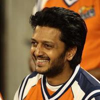Ritesh Deshmukh - CCL 5 Kerala Strikers Vs Veer Marathi Match Photos | Picture 944711