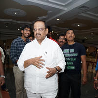 S. P. Balasubrahmanyam - Celebs at Deepu Swathi Wedding Ceremony Photos
