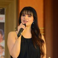 Saloni Aswani - GAMA Awards Press Meet Photos