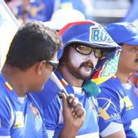 Kichcha Sudeep - CCL 5 Telugu Warriors vs Karnataka Bulldozers Match Stills | Picture 945429