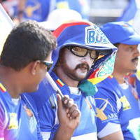 Kichcha Sudeep - CCL 5 Telugu Warriors vs Karnataka Bulldozers Match Stills