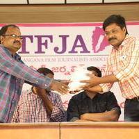 TFJA Press Meet about Swine Flu Stills