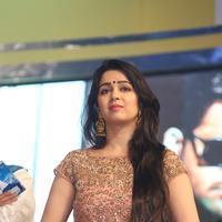 Charmy Kaur - Temper Movie Audio Launch Stills