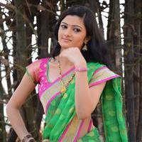 Poojitha at Ninne Korukunta Movie Opening Stills | Picture 950305