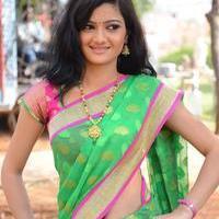 Poojitha at Ninne Korukunta Movie Opening Stills | Picture 950316