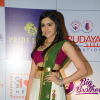 Adah Sharma at 100 Hearts Red Carpet by CCL Photos | Picture 950716