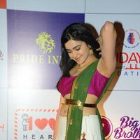 Adah Sharma at 100 Hearts Red Carpet by CCL Photos | Picture 950720