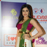 Adah Sharma at 100 Hearts Red Carpet by CCL Photos | Picture 950723