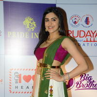 Adah Sharma at 100 Hearts Red Carpet by CCL Photos | Picture 950724
