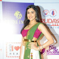 Adah Sharma at 100 Hearts Red Carpet by CCL Photos | Picture 950725