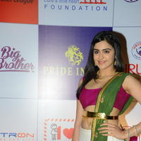 Adah Sharma at 100 Hearts Red Carpet by CCL Photos | Picture 950727