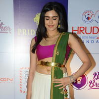 Adah Sharma at 100 Hearts Red Carpet by CCL Photos | Picture 950730
