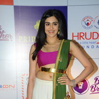 Adah Sharma at 100 Hearts Red Carpet by CCL Photos | Picture 950732