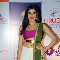 Adah Sharma at 100 Hearts Red Carpet by CCL Photos | Picture 950733