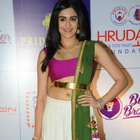 Adah Sharma at 100 Hearts Red Carpet by CCL Photos | Picture 950734