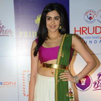 Adah Sharma at 100 Hearts Red Carpet by CCL Photos | Picture 950735