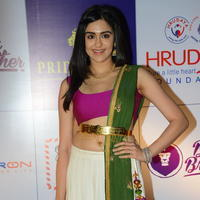 Adah Sharma at 100 Hearts Red Carpet by CCL Photos | Picture 950737