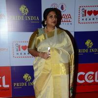 Sripriya Rajkumar - Celebs at 100 Hearts Red Carpet by CCL Stills | Picture 951485